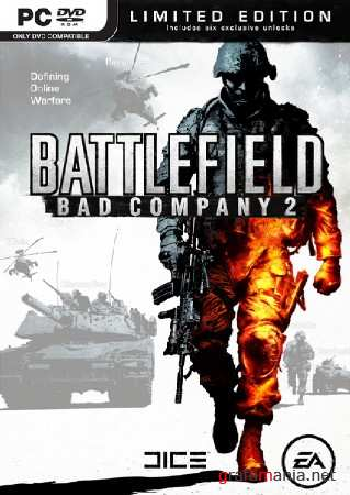 Battlefield: Bad Company 2 [v.602574](2010/Rus/RePack by Lunch)