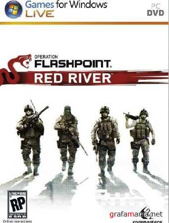 Operation Flashpoint: Red River (2011/ENG/MULTi5/Lossless RePack от R.G. Modern)