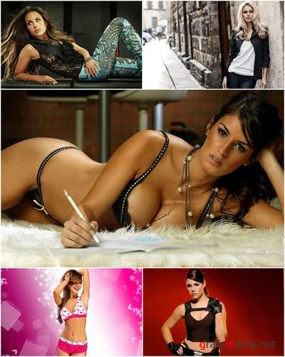 Wallpapers Sexy Girls Pack №255