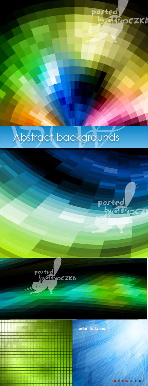 Abstract backgrounds 26