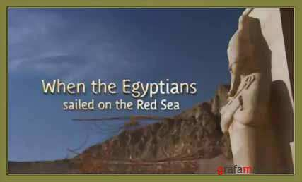 ����� �������� ������� �� �������� ���� / Egyptians sailed on the Red Sea (2009) SATRip