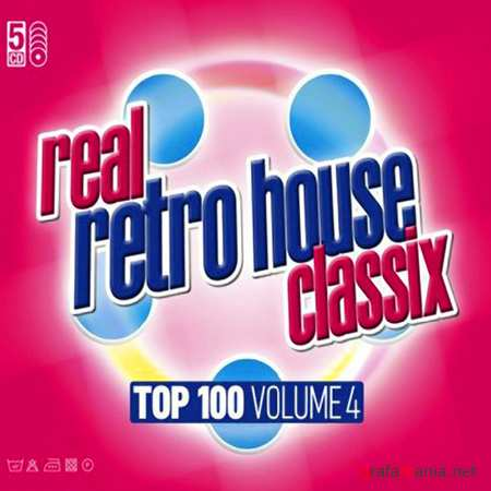 VA-Real Retro House Classix Top 100 Volume 4 (April 2011)