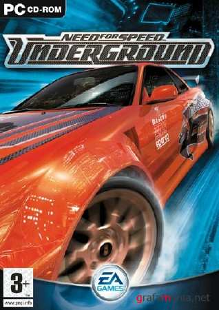 Need for Speed Underground (2003/���/��/����� �� MOP030B)