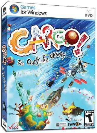 Cargo: The Quest For Gravity (2011/РУС/ПК/ РЕПАК от R.G. NoLimits-Team GameS)