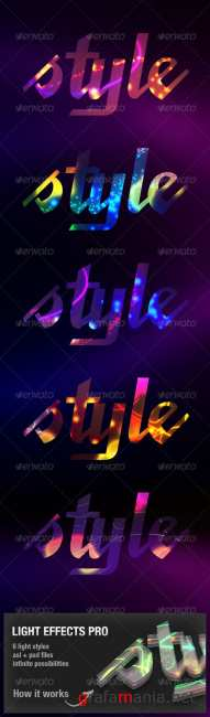 Ligth Effects Pro - GraphicRiver