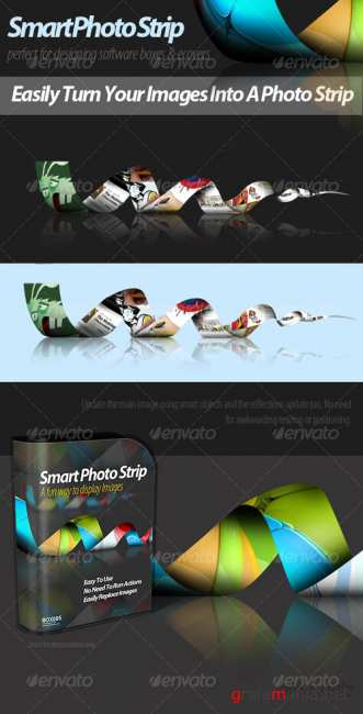 Smart Photo Strip - GraphicRiver