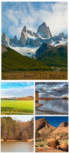 Stock Photo: Beautiful Nature
