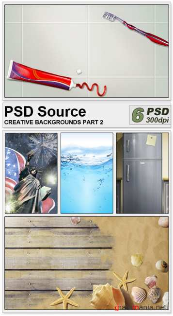 PSD Source - Creative backgrounds 2