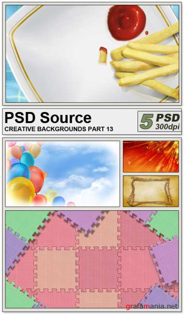 PSD Source - Creative backgrounds 13