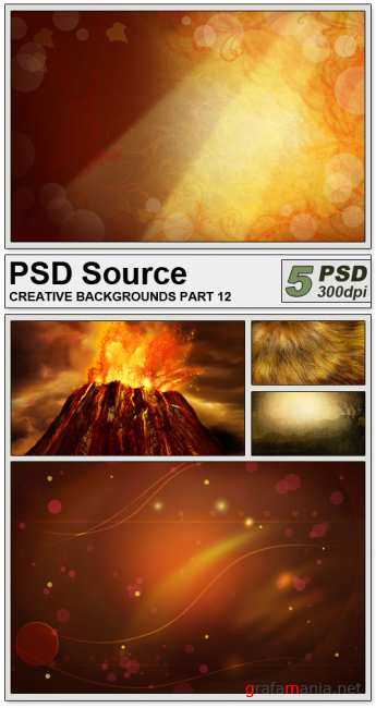 PSD Source - Creative backgrounds 12