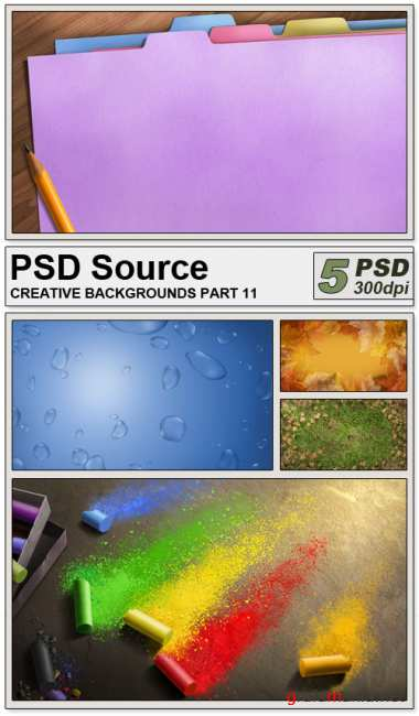 PSD Source - Creative backgrounds 11