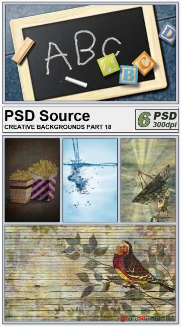 PSD Source - Creative backgrounds 18