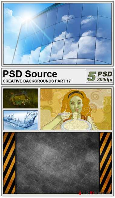 PSD Source - Creative backgrounds 17