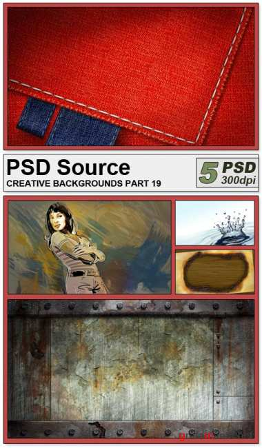PSD Source - Creative backgrounds 19