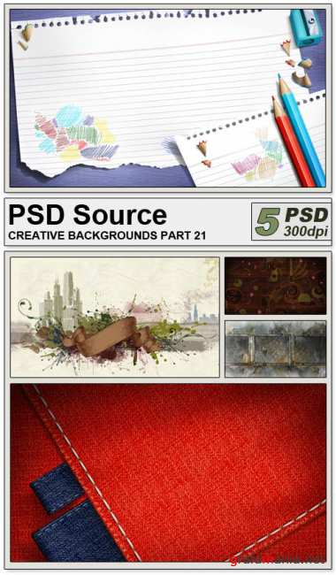 PSD Source - Creative backgrounds 21