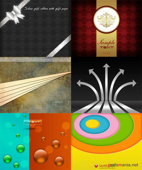 Abstract Backgrounds v.3