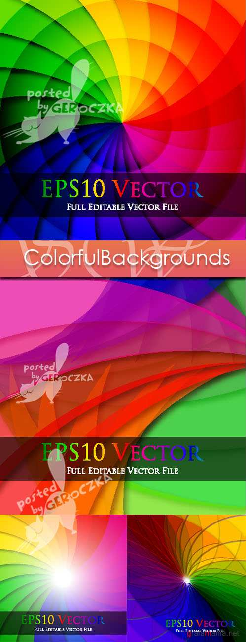 COLORFUL BACKGROUNDS 9