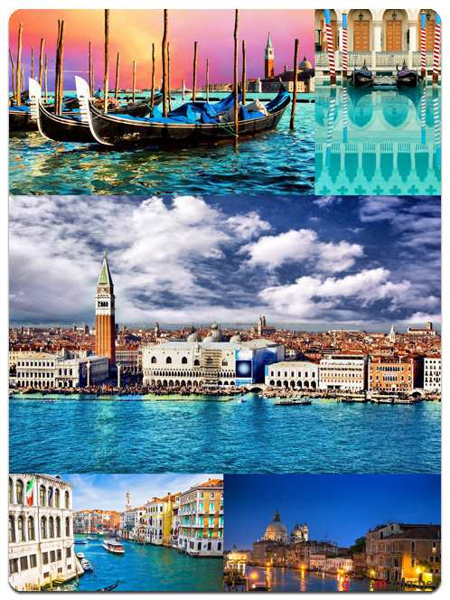 Stock Photo Venice - City on the Water