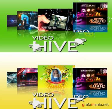 After Effects Project - VideoHive set 64