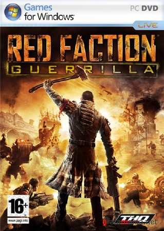 Red Faction: Guerrilla (2009/РУС/Lossless/ReРack by R.G. Catalyst)