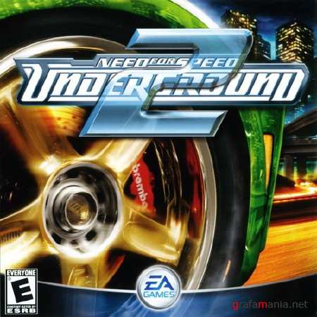 Need for Speed Underground 2 My Mod (2006/РУС/ПК/RePack by ExPLAY)