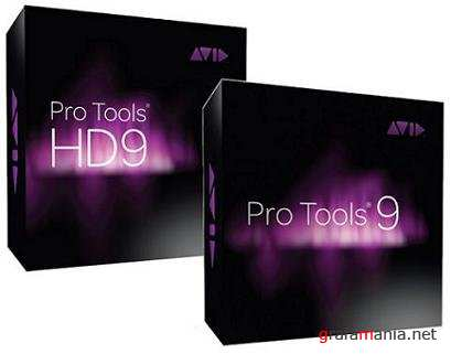 Avid Pro Tools HD 9.0.2 Update (WIN/MAC)