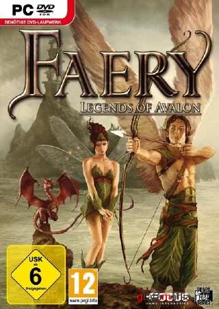 Faery: Legends of Avalon (2011/ENG/RePack by LandyNP2)