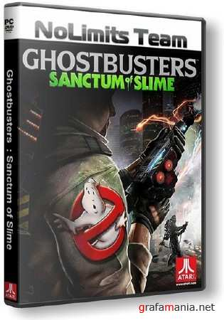 Ghostbusters?: Sanctum of Slime (2011/PC/RUS/RePack от R.G. NoLimits-Team GameS)