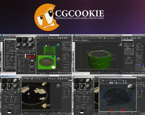 CGcookie Exclusive: Anatomy of Disaster Movie VFX parts 1, 2 and 3 [2011, ENG]