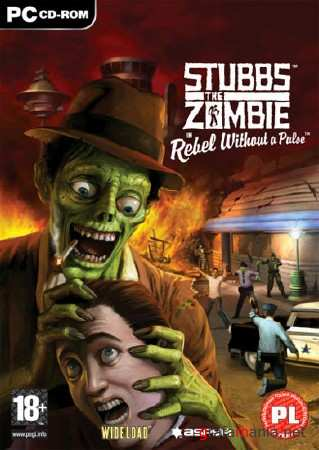 Stubbs the Zombie in Rebel Without a Pulse (2006/RUS/RePack by MOP030B)