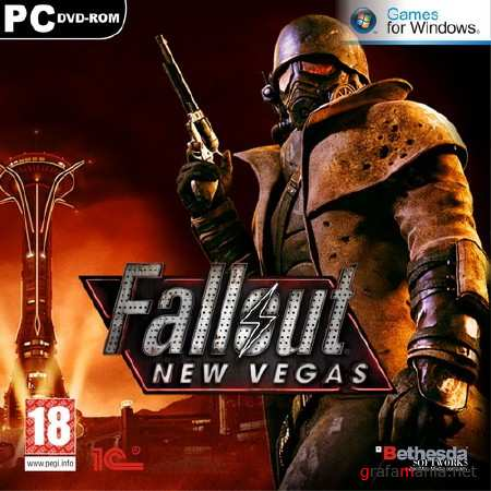 Fallout: New Vegas + 5 DLC [6 Upd] (2010/RUS/ENG/RePack by Fenixx)