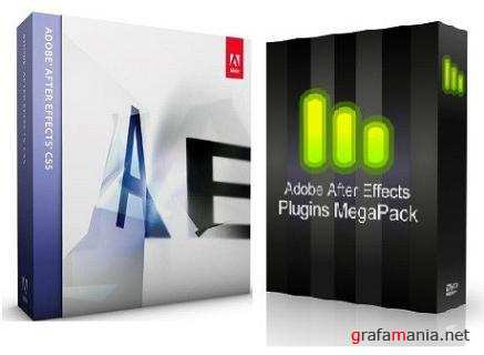 Adobe After Effects CS5.5 + Plugins,Tempalte, Fonts, Effects (2011)