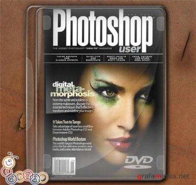 National Association of Photoshop Professionals: Best Of Photoshop User for 8 year (2 DVD)