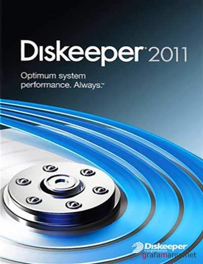 Diskeeper 2011 Pro Premier & Enterprise Server 15.0.956.0