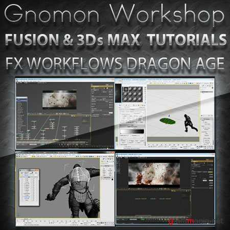 Gnomon Workshop: Production FX Workflows Dragon Age - Origins