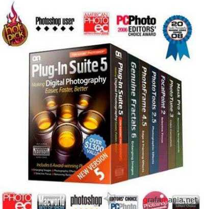OnOne PLUG-In Suite 5.1.2 MacOSX