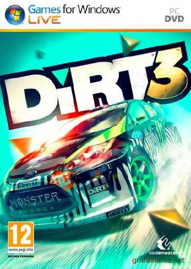 Colin McRae: DiRT 3 (2011) RePacked by R.G. Catalyst