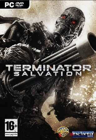 Terminator Salvation The Video Game (2009/PC/RUS/Lossless/RePack by -=Hooli G@n=-)
