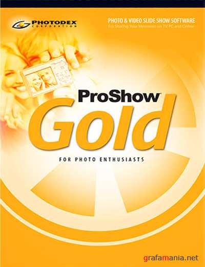 Photodex ProShow Gold 4.52.3051