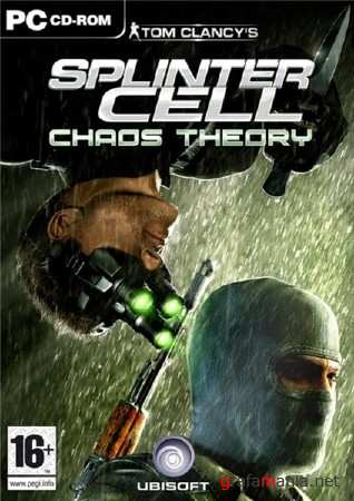 Tom Clancy's Splinter Cell: Chaos Theory (2005/PC/RePack от Spieler)