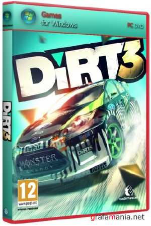 Dirt 3 (2011/RUS/ENG/PC/Repack от Fenixx)