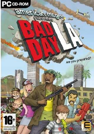 Bad Day L.A. (2006/PC/RUS/RePack от R.G. NoLimits-Team GameS)