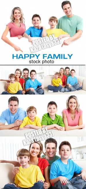 Happy family 3