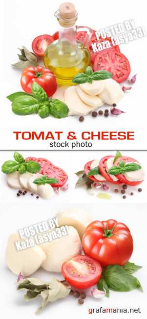 Cheese & tomat