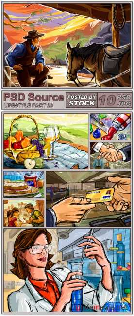 PSD Source - Lifestyle 29