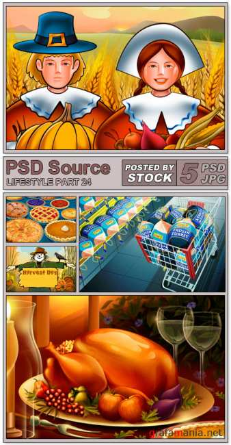PSD Source - Lifestyle 24