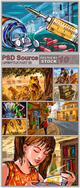 PSD Source - Lifestyle 28