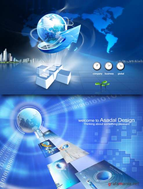 Business Templates - Internet mailing