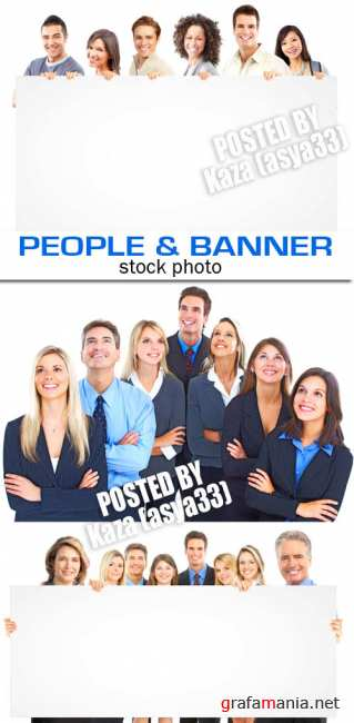 People group & banner