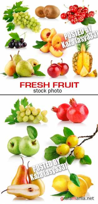 Fresh fruit 8
